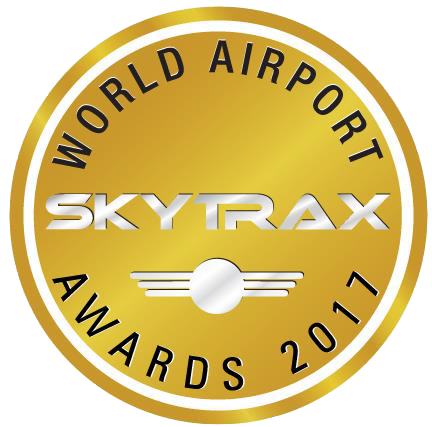SKYTRAX WORLD AIRPORT AWARD 2017